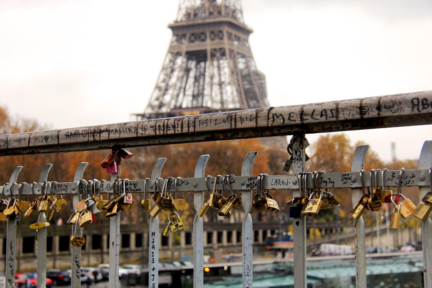 Eiffel Tower Edit