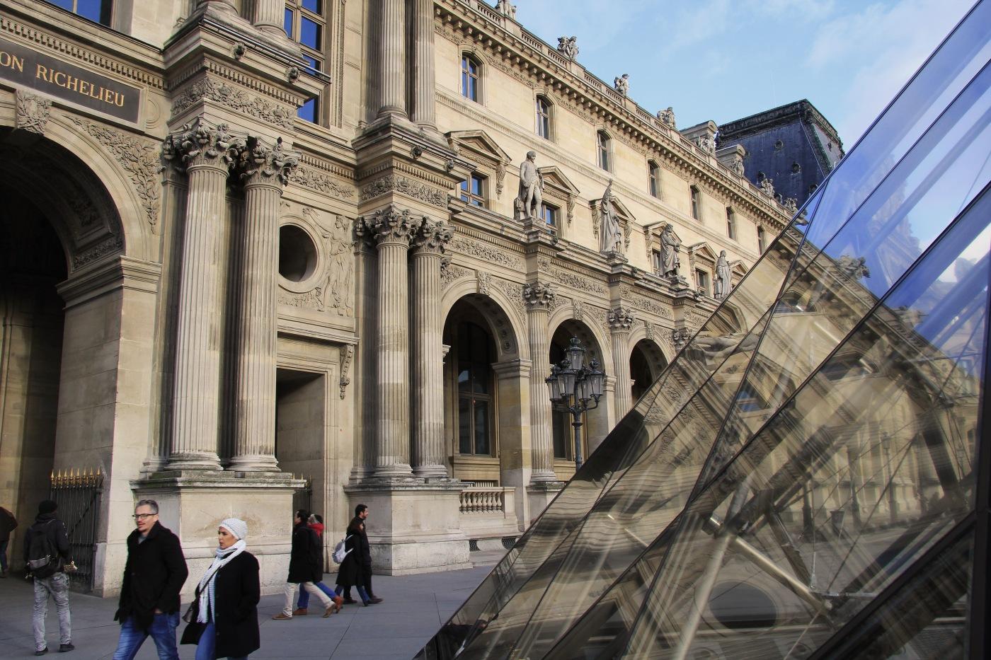 The Louvre edit